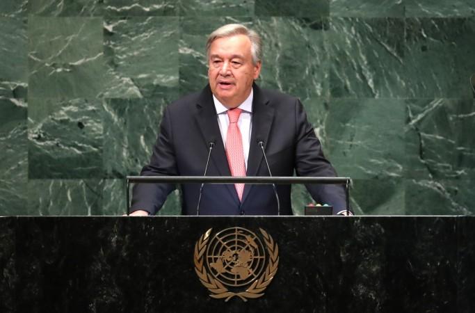 UN Secretary General spoke about political crisis in Sri Lanka