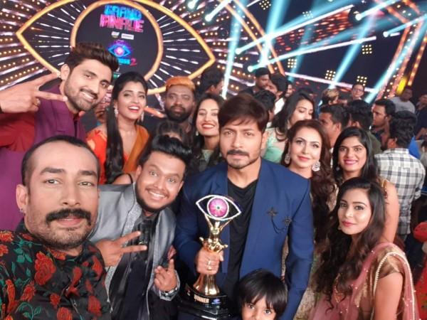 Kaushal is the winner of Bigg Boss Telugu 2