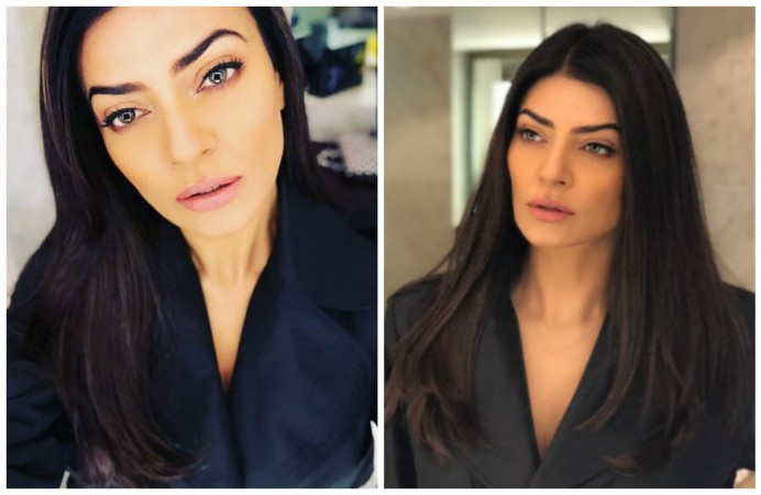 Sushmita Sen compared with Kardashian sisters and asked if she underwent plastic surgery