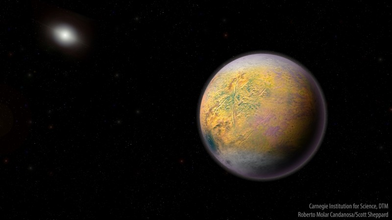 Planet X: New Solar System object found, confirms presence ...
