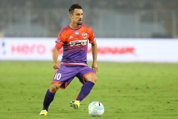 Marcelinho, FC Pune city