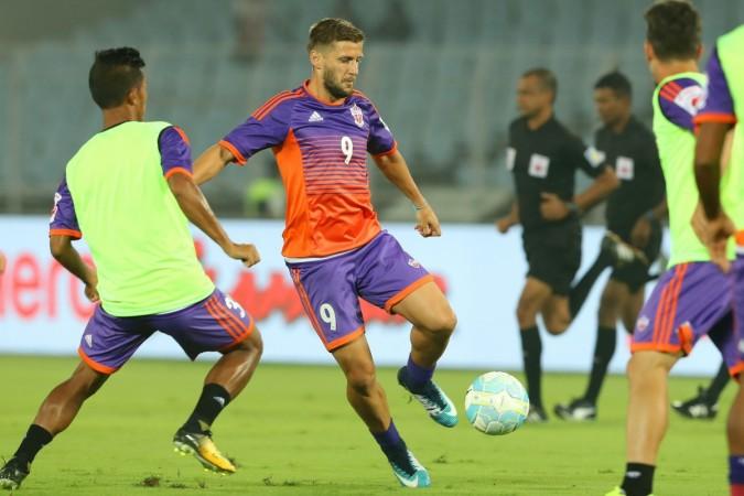 FC Pune City, Emiliano Alfaro