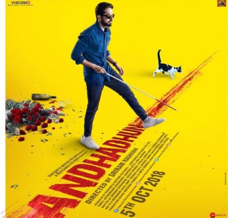 Andhadhun audience review live updates
