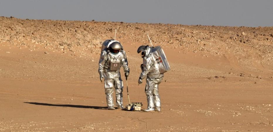 Mars scanner