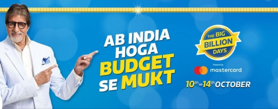 Flipkart, Big Billion Days, sale, Dussehra, discount offer