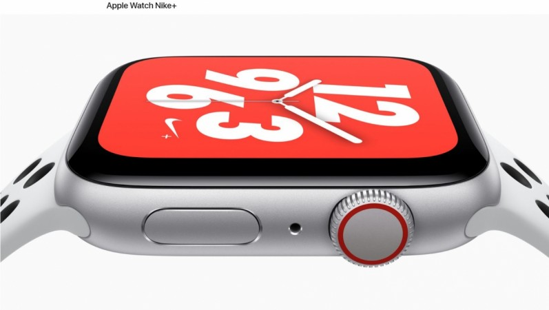 Apple, Watch Series 4, Nike  , edition