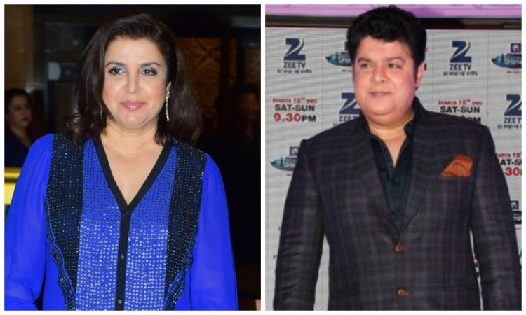 Farah Khan reacts to sexual harassment allegations on Sajid Khan