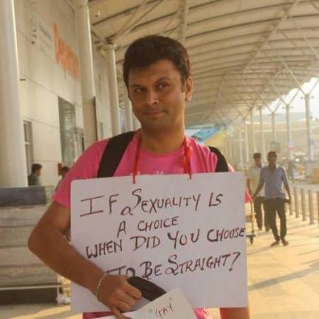 Harish Iyer revealed his #MeToo incident