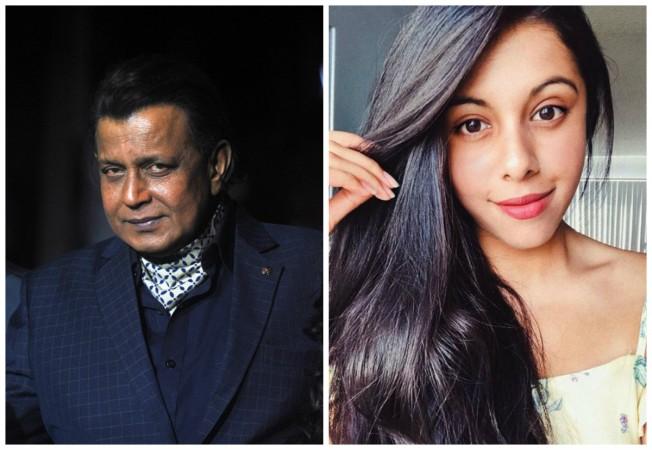 Dishani Chakraborty is not Mithun Chakraborty's biological daughter