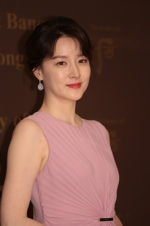 Lee Young-Ae file picture for representation