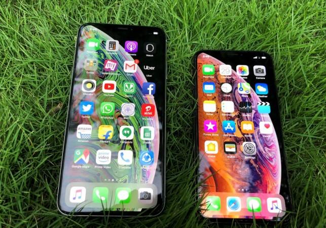 Apple, iPhone XS, iPhone XS Max
