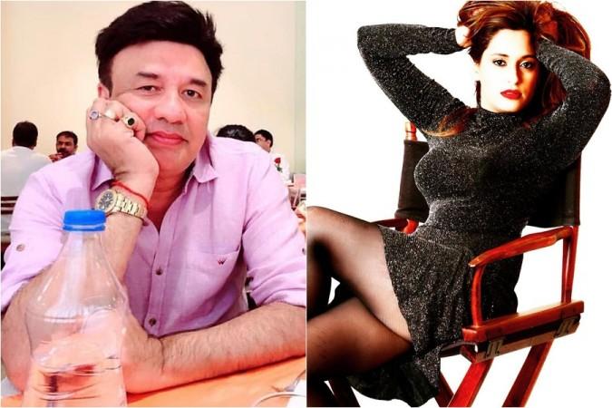 Anu Malik, Shweta Pandit