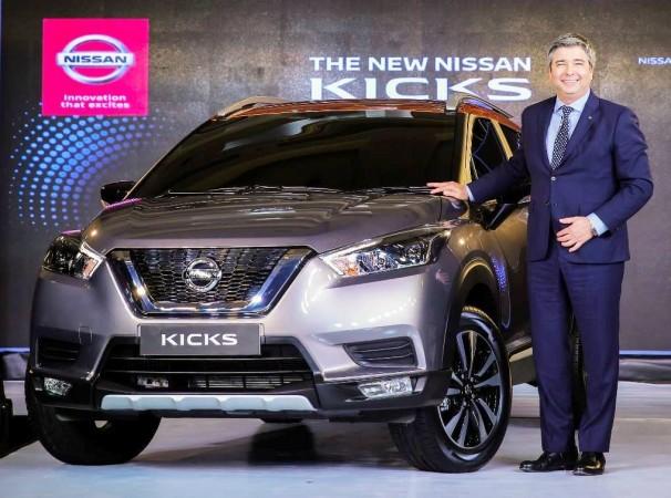 Nissan Kicks India-spec