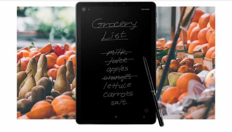 Samsung, Galaxy Tab S4, India, launch, price