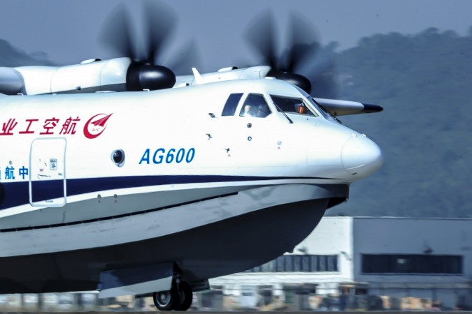 China's home-grown AG600