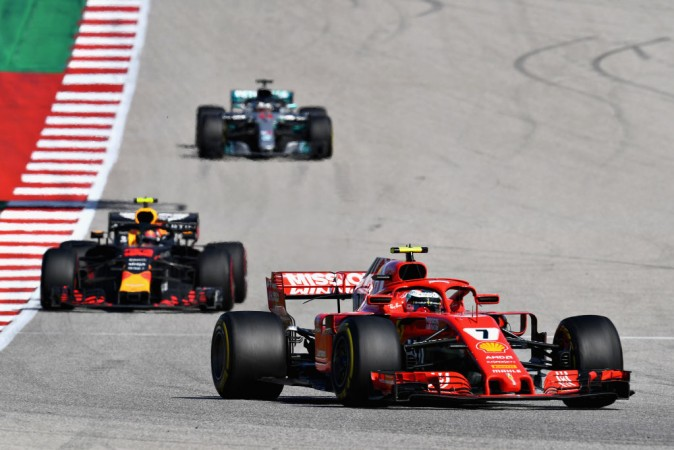 United States Grand Prix, Formula One