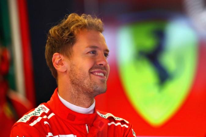 Sebastian Vettel, Formula One