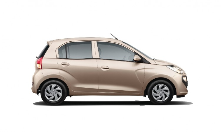 2018 Hyundai Santro side profile