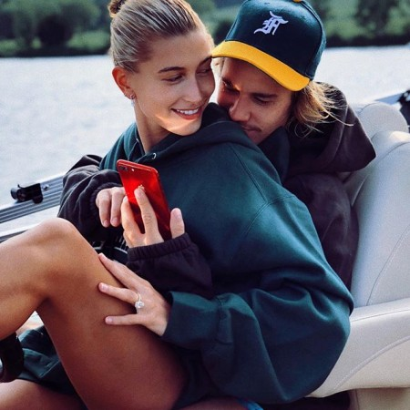 Hailey and Justin
