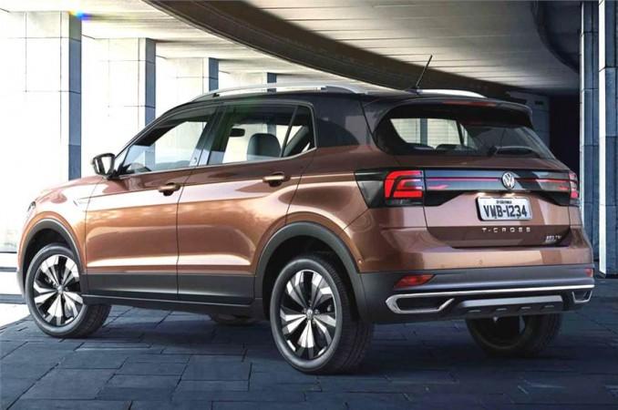 Volkswagen T-Cross SUV unveiled; to rival Hyundai Creta ...