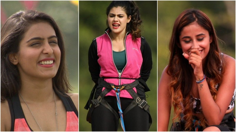 MTV Splitsvilla 11 live updates: Shagun and Samyuktha failed