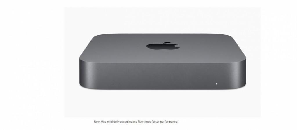Apple, Mac mini, 2018, price, specs