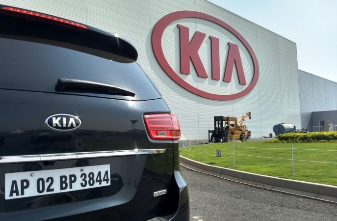 Kia Motors India Anantapur Plant
