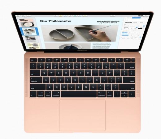 Apple, MacBook Air, 2018, price, specs,launch