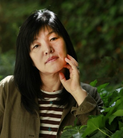 South Korean novelist Shin Kyung-Sook