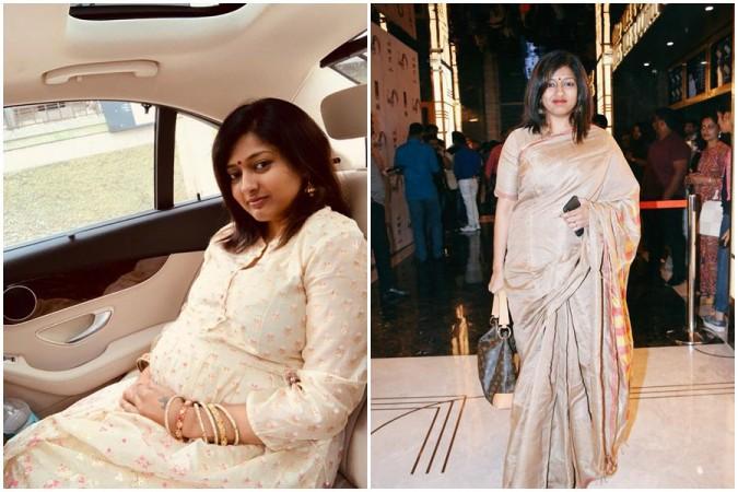 Gayathri Raghuram Pregnant