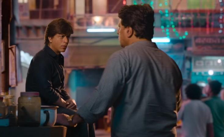 Shah Rukh Khan, Zero, Zero trailer