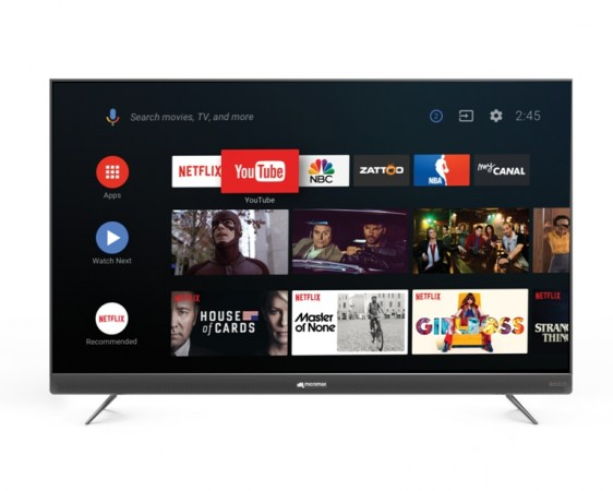 Micromax launches two new TVs in India