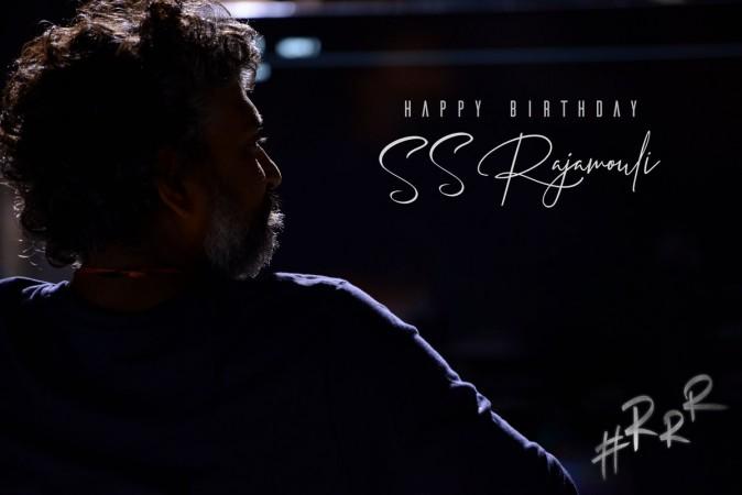 SS Rajamouli's RRR movie