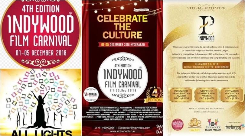 Indywood Film Carnival 2018