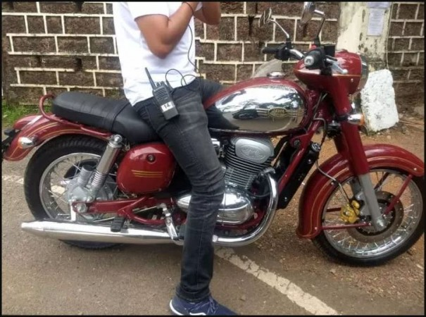 Jawa Motorycles