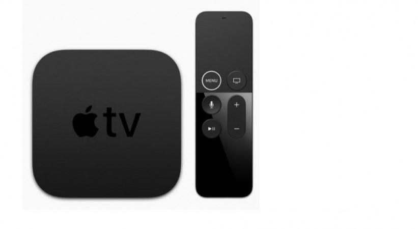 Apple TV, 4K