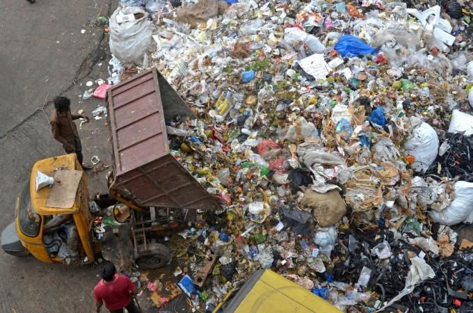 Bengaluru garbage