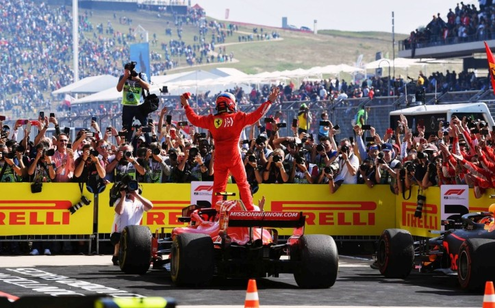Kimi Raikkonen, formula 1, US grand prix