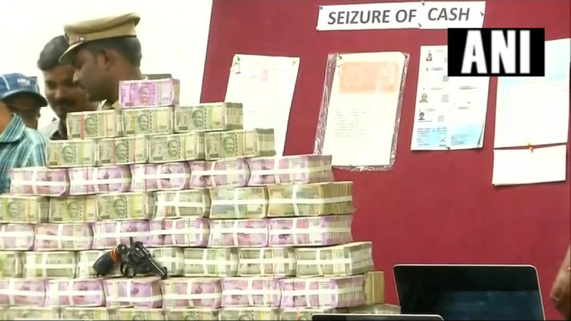 Hyderabad police busted 7.51 crores from hawala racket