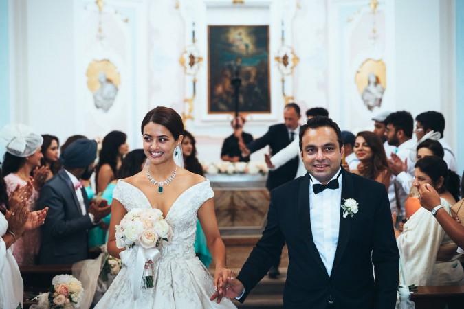 Surveen Chawla, Akshay Thakker