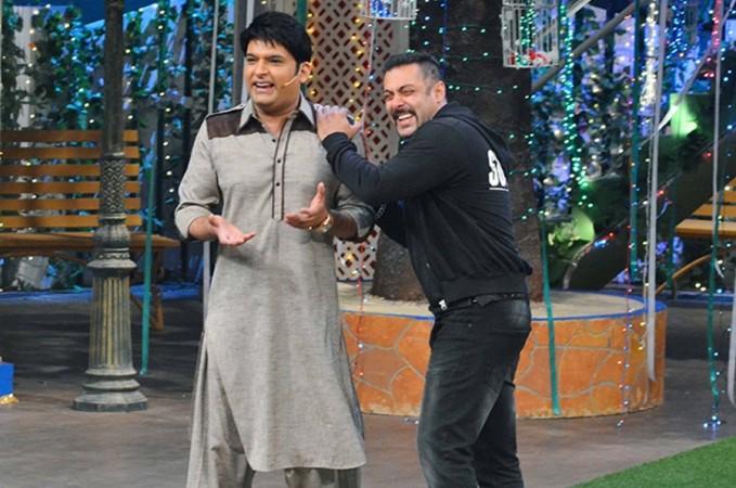 The Kapil Sharma Show: Salman Khan to reprimand Kapil Sharma over