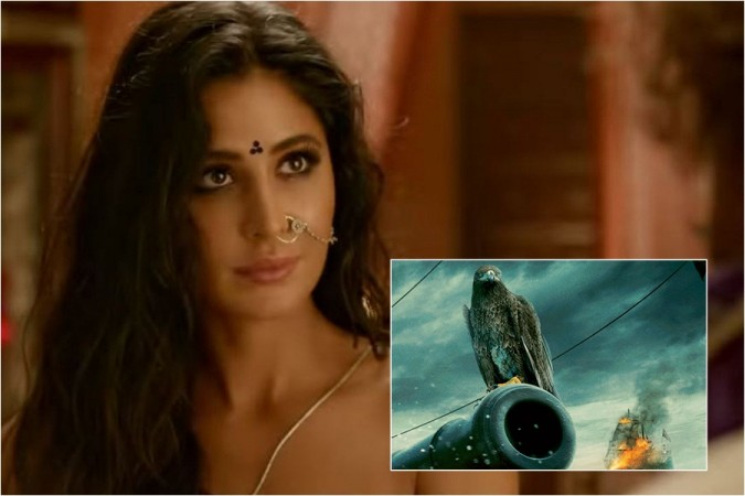Katrina Kaif's role in Thugs of Hindostan is lesser than Azad's eagle in TOH