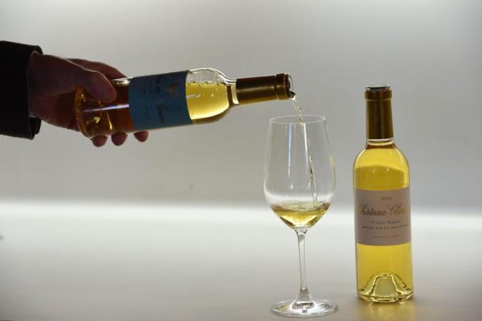 English white wine