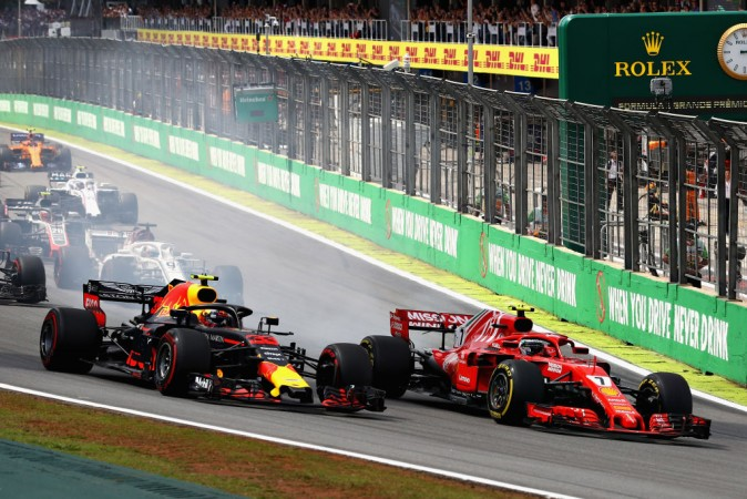 Brazil GP, Formula 1