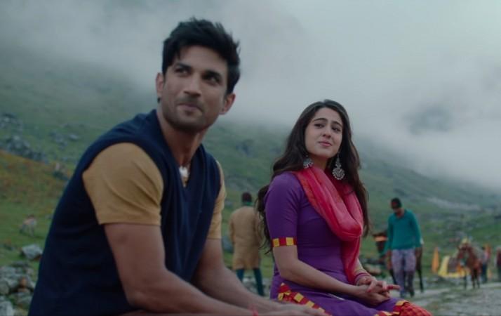 Sushant Singh Rajput, Sara Ali Khan, Kedarnath