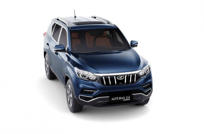 Mahindra Alturas G4 SUV launch; more details about premium SUV revealed - IBTimes India