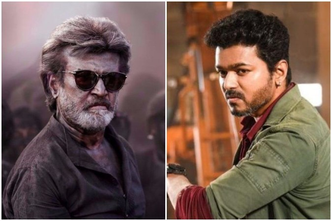 Rajinikanth vs Vijay