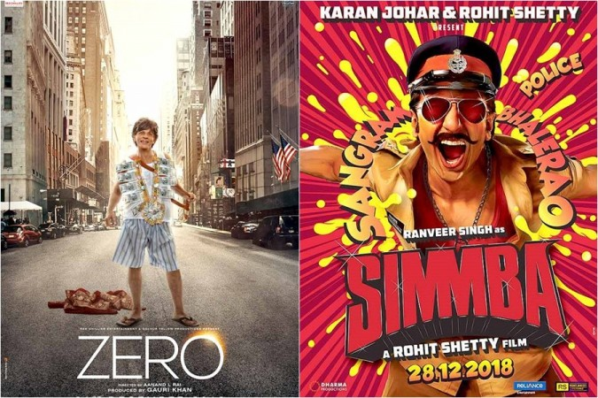 Zero and Simmba poster