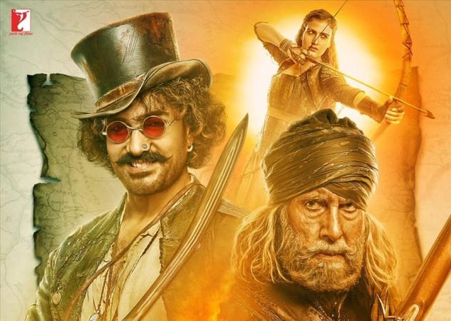 Thugs Of Hindostan, Thugs Of Hindustan, Aamir Khan