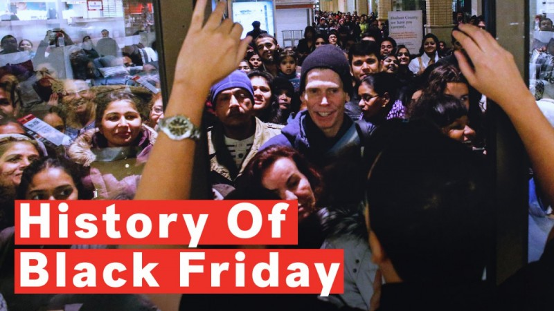 The History Of Black Friday And Cyber Monday
